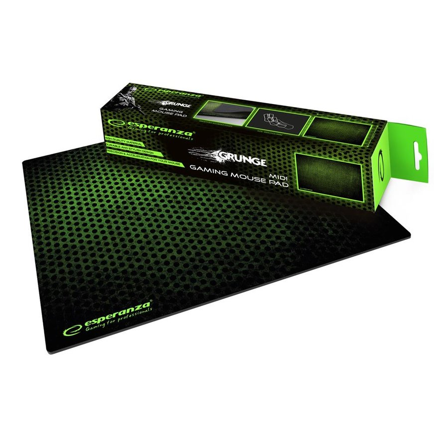 Mousepad EGP102G GAMING | 300 x 240 x 3 mm