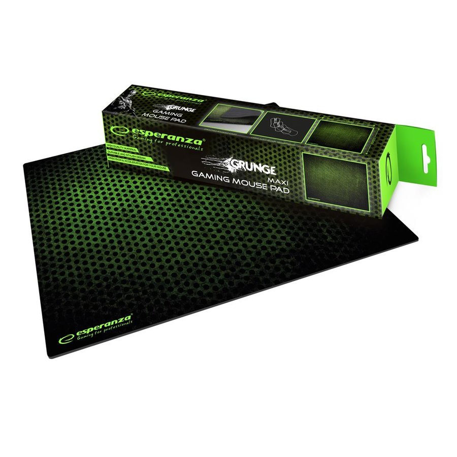 Mousepad EGP103G GAMING | 400 x 300 x 3 mm