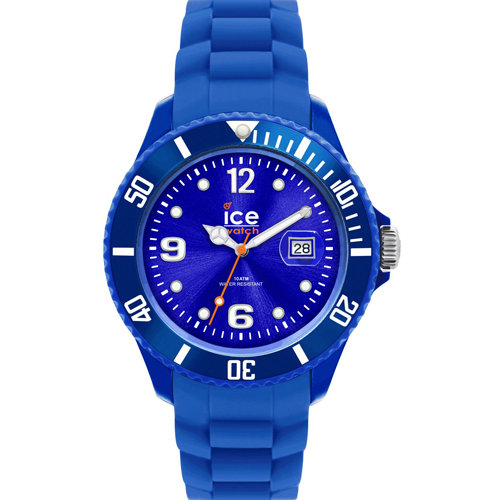 Ceas unisex ice forever blue, small