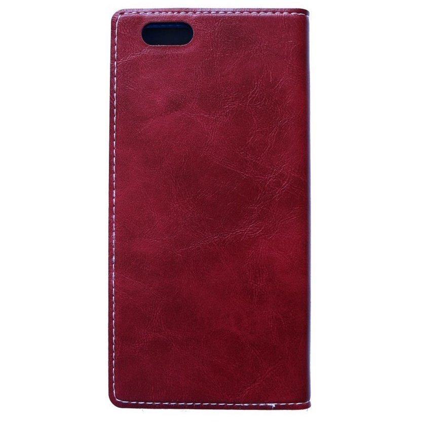 Husa iPhone 6 / 6s Arium Buffalo Flip View rosu