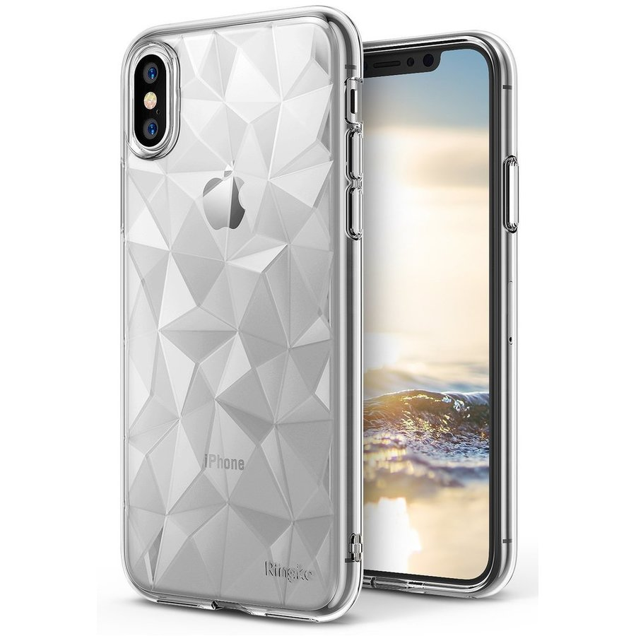 Husa Ringke iPhone X Prism Clear