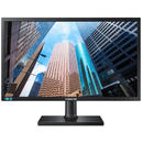 Monitor LED Samsung S24E650PL, 16:9, 24 inch, 4 ms, negru
