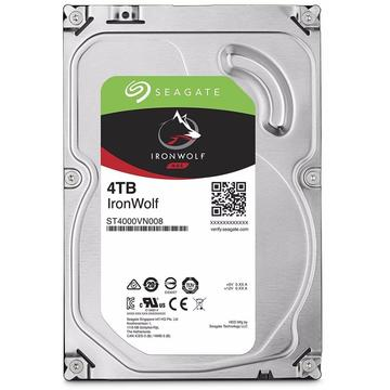 Hard disk Seagate Ironwolf ST4000VN008 4TB 5900RPM SATA3 64MB 3.5 inch