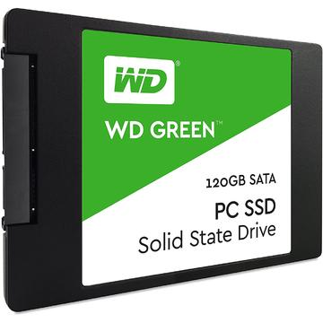 SSD Western Digital Green 120GB SATA3 2.5""