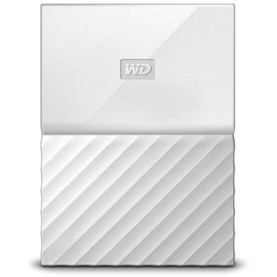 Hard disk extern MyPassport 4TB USB 3.0 Alb