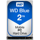 HDD Laptop Western Digital Blue 2TB 5400RPM SATA3 8MB 2.5""