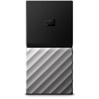 SSD Portable My Passport 256GB USB 3.1 Negru/Gri