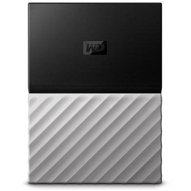 Hard disk extern My Passport Ultra 4TB USB 3.0 2.5 Negru/Gri