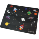 Mousepad LogiLink Glimmer Little Planet