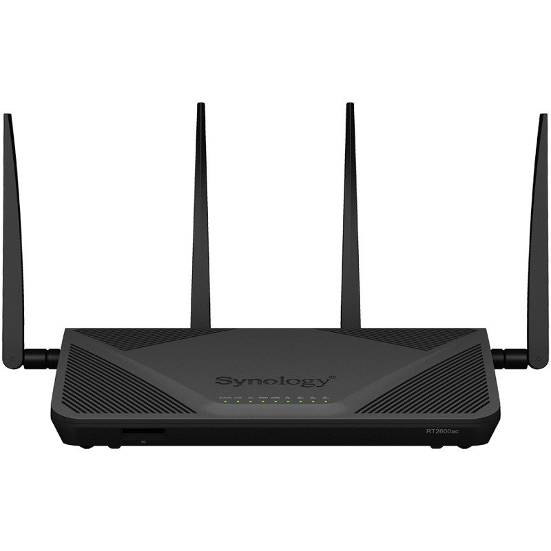 Router wireless Router wireless Gigabit RT2600ac Dual-Band