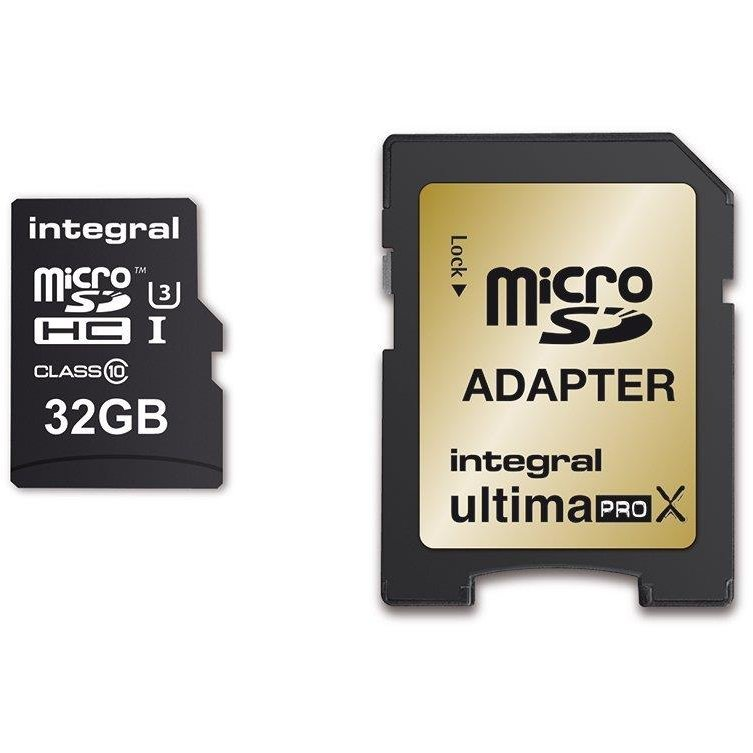 Card memorie UltimaProX Gold microSDHC/XC 32GB Read/Write (95/90MB/s)