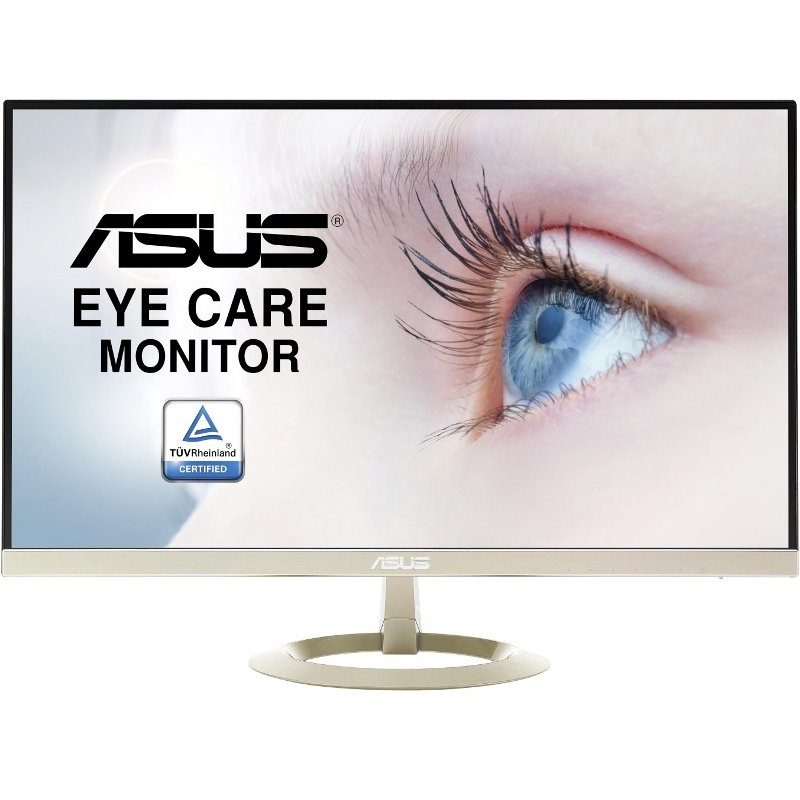 Monitor LED VZ27AQ 27 inch 2K 5 ms Icicle Gold - Black
