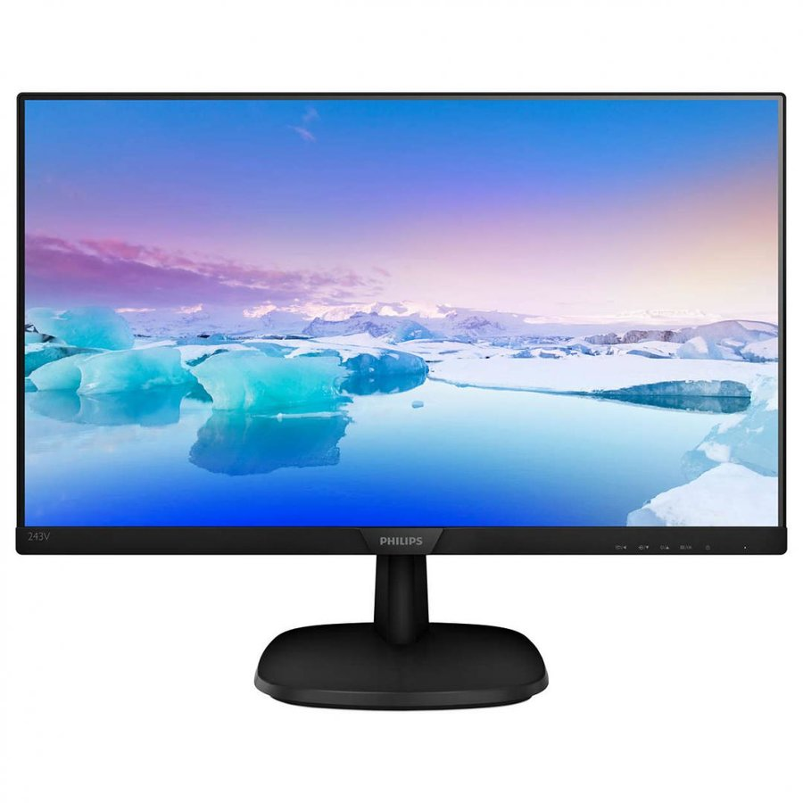Monitor LED 273V7QDAB/00 27 inch 5 ms Black