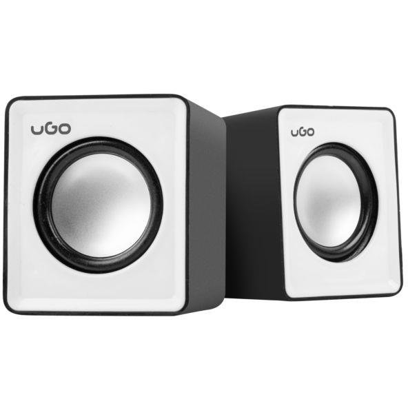 UGO speakers 2.0, office, 2 x 3W, USB