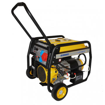 Generator Stager FD 10000E3, open frame, trifazat, 19 CP, 8.5 kW