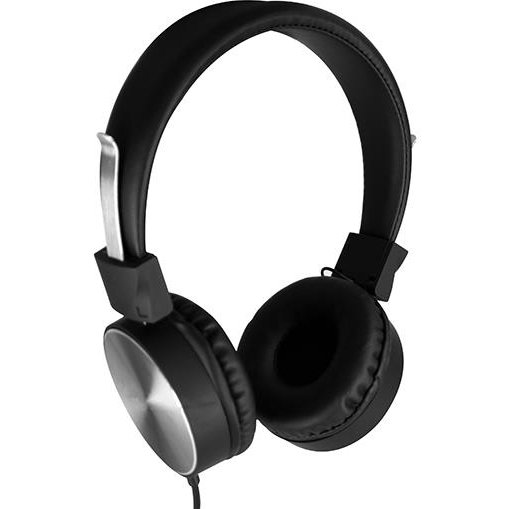 Casti ATOMIC - Stereo headphones with microphone to use with all mobile device