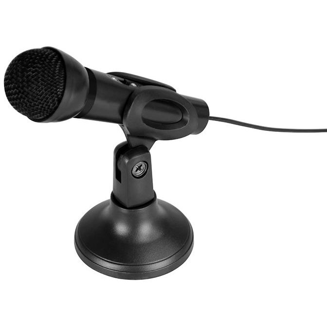Microfon MICCO SFX - High quality, noise-canceling, direction desk microphone