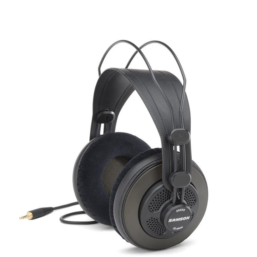 Casti SR850 Professional Studio Reference Headphones | 50mm drivers | 32 ohms