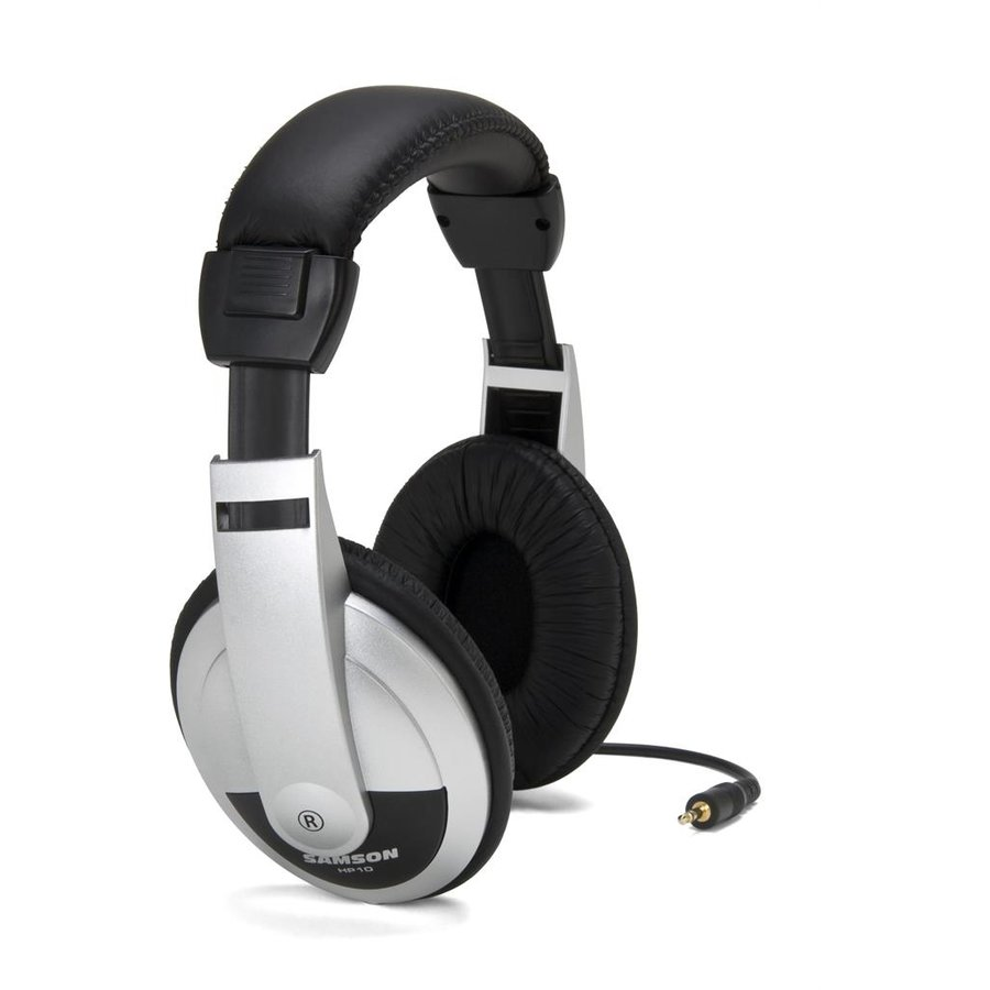 Casti HP 10 Stereo Headphones | 40mm drivers | 32 ohms