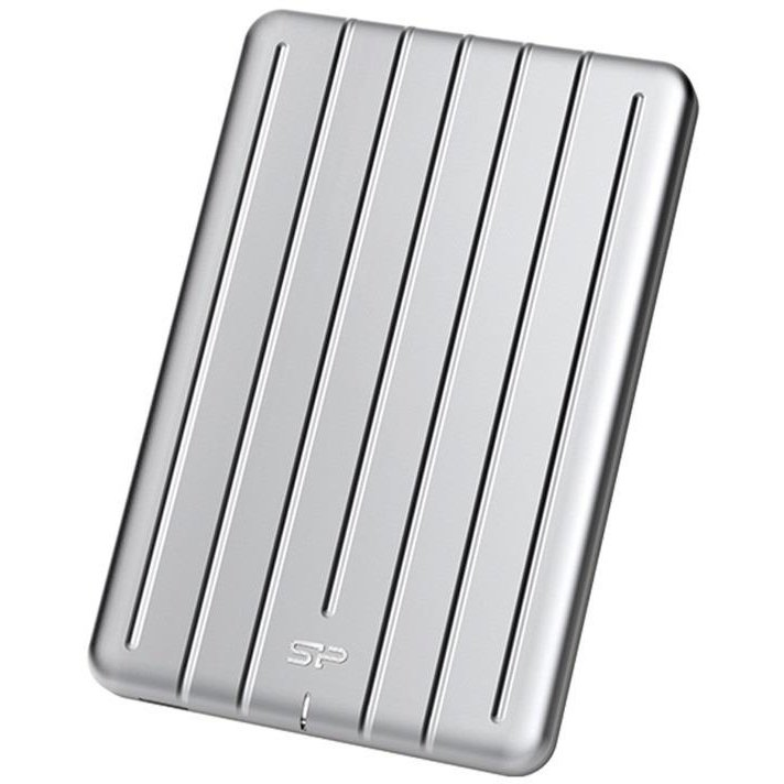 Hard disk extern Armor A75 2.5'' 1TB USB 3.1, thin, shockproof, Silver