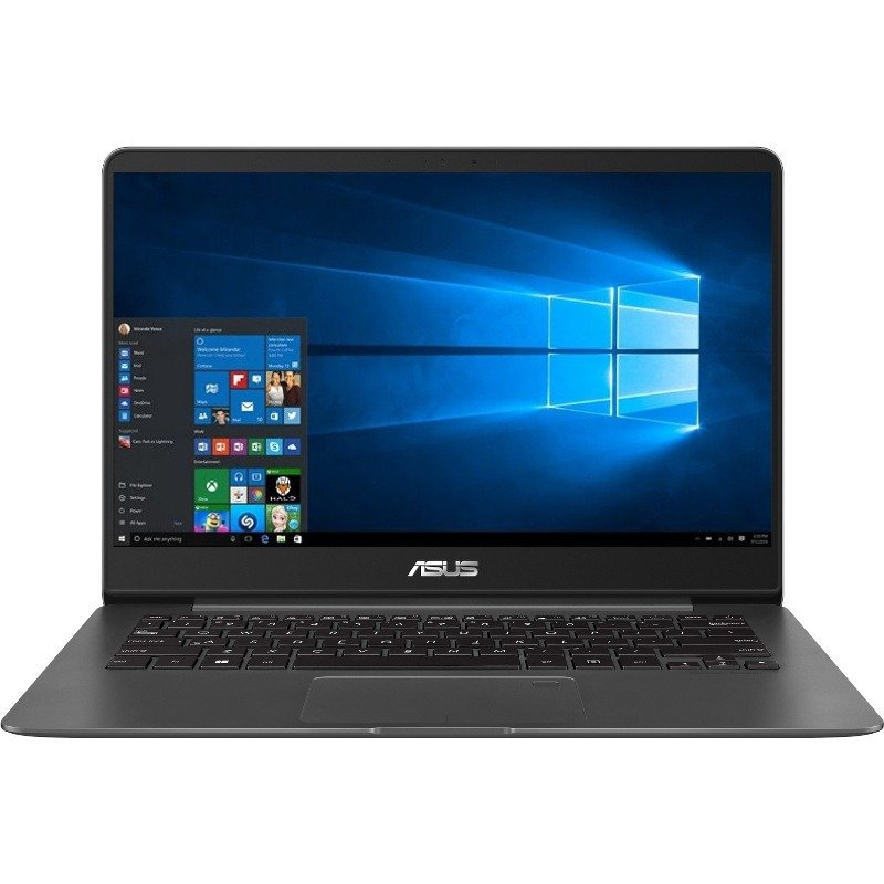 Notebook ZenBook UX430UA-GV340R 14'' FHD i5-8250U 8GB 256GB Windows10 PRO Grey Metal