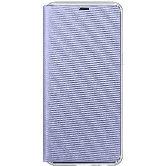 Flip Cover Neon Galaxy A8 (2018) Orchid Gray