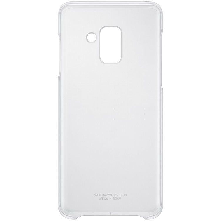 Clear cover Galaxy A8 (2018) Transparent