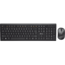 Kit Tastatura + Mouse Trust Nola wireless Negru