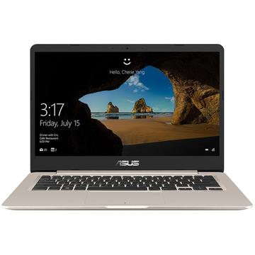 "Notebook Asus VivoBook S14 S406UA-BM012T 14"" FHD i5-8250U 8GB 256GB Windows 10 Home Gold"