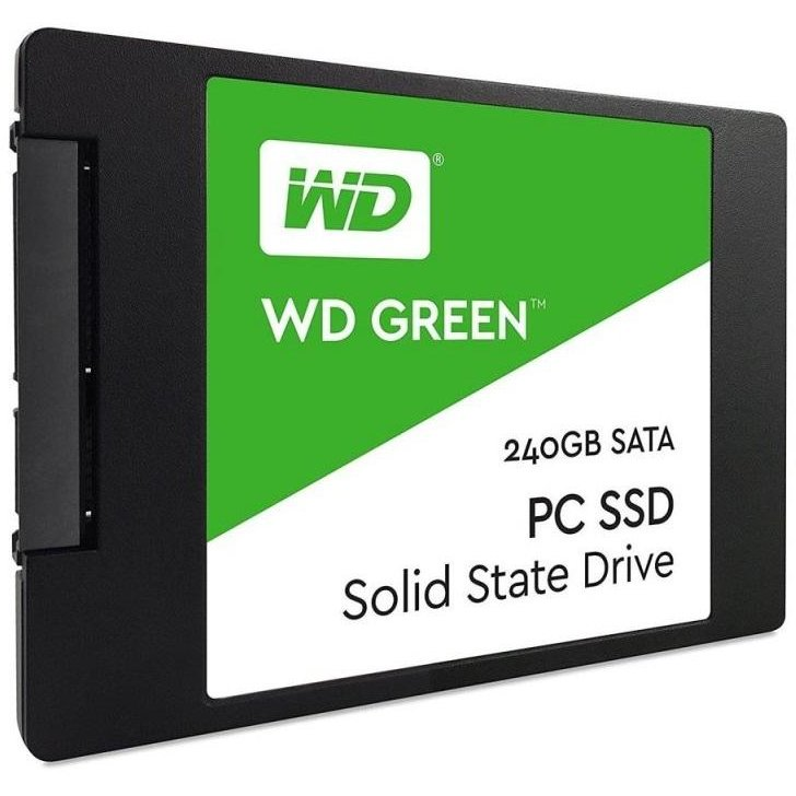 SSD Green 240GB SATA3 2.5
