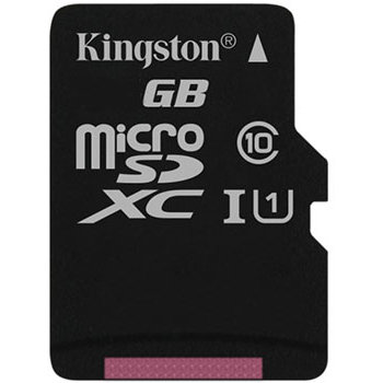 Card memorie Canvas Select 80R 16GB MicroSDXC CL10 UHS-I