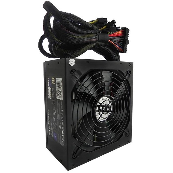 Sursa 1250W | 80 Plus Gold | Bitcoin Miner