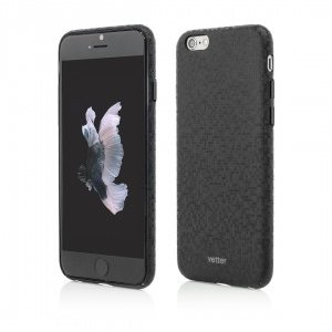 iPhone 6 | Smart Case Pixel FX |Ultra Slim | Black