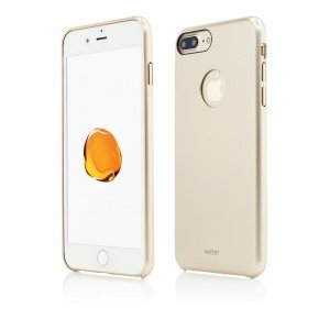 iPhone 7 Plus | Clip-On Slim Magnetic Series | Gold