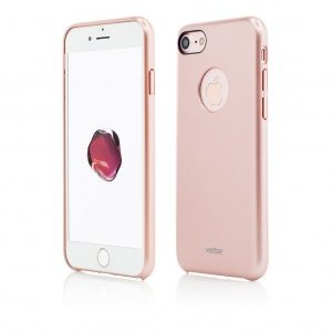 iPhone 7   Clip-On Slim Magnetic Series   Rose Gold
