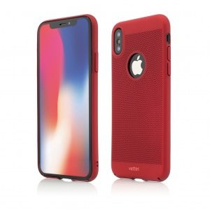 iPhone X | Clip-On Vent Series LTD | Red
