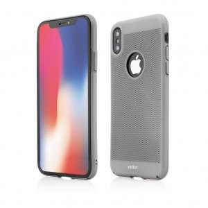 iPhone X | Clip-On Vent Series LTD | Silver