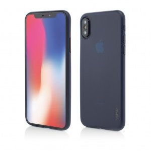 iPhone X | Clip-On | Ultra Thin Air Series | Blue