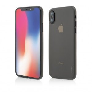 iPhone X | Clip-On | Ultra Thin Air Series | Grey