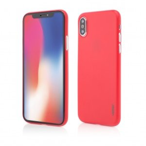 iPhone X | Clip-On | Ultra Thin Air Series | Red