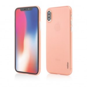 iPhone X | Clip-On | Ultra Thin Air Series | Rose Gold