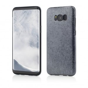 Samsung Galaxy S8 Plus | Smart Case Ultra Tough Glitter | Grey