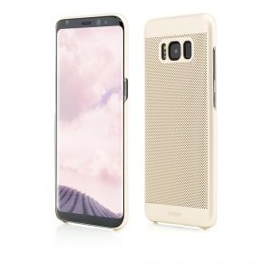 Samsung Galaxy S8 | Clip-On Vent Series | Gold