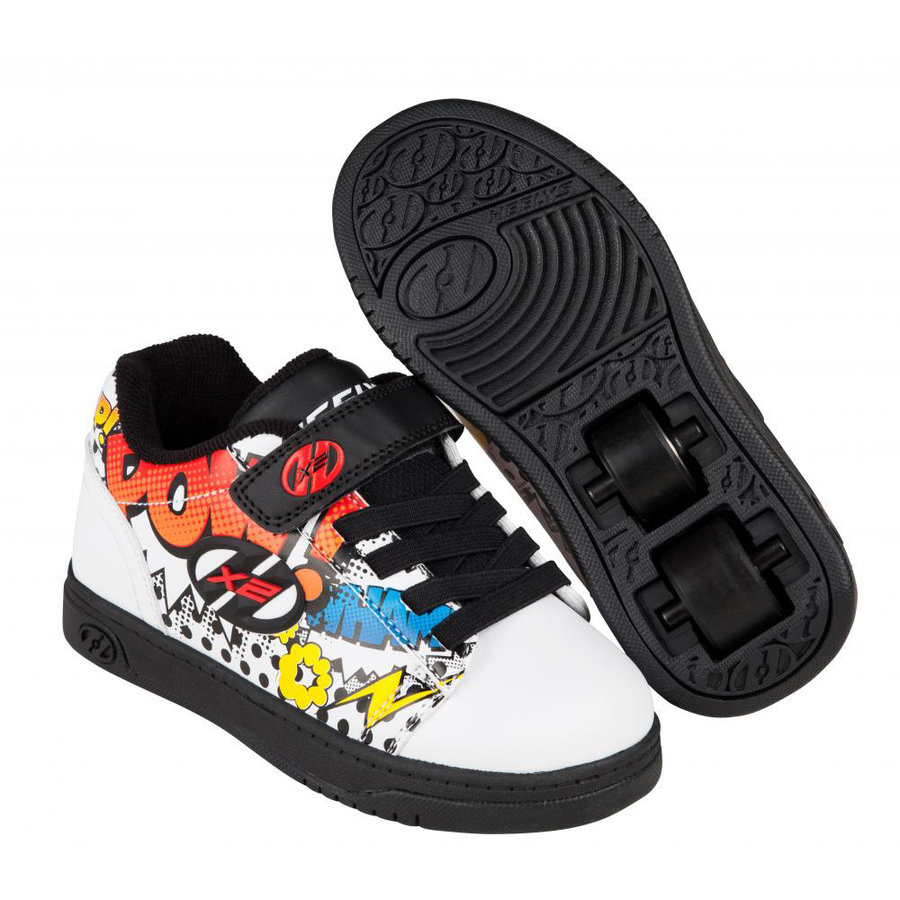 Role Heelys X2 Dual Up multicolor
