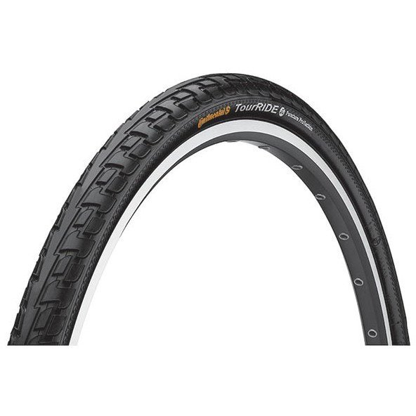 Anvelopa Continental Ride Tour Puncture-ProTection 28-622, Negru