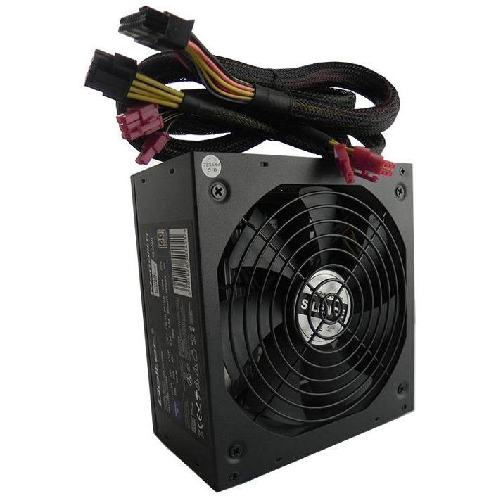 Sursa ATX Power Supply 1000W | 80 Plus Bronze | Bitcoin Miner