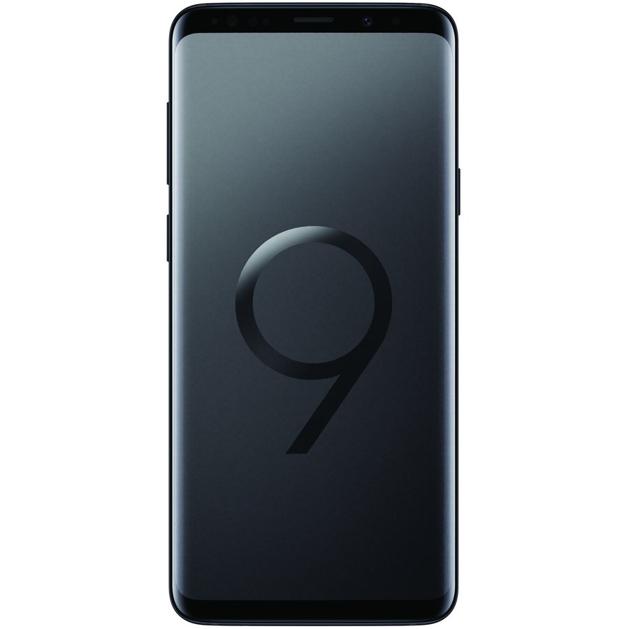 Smartphone Galaxy S9 Plus 64GB Dual SIM Black