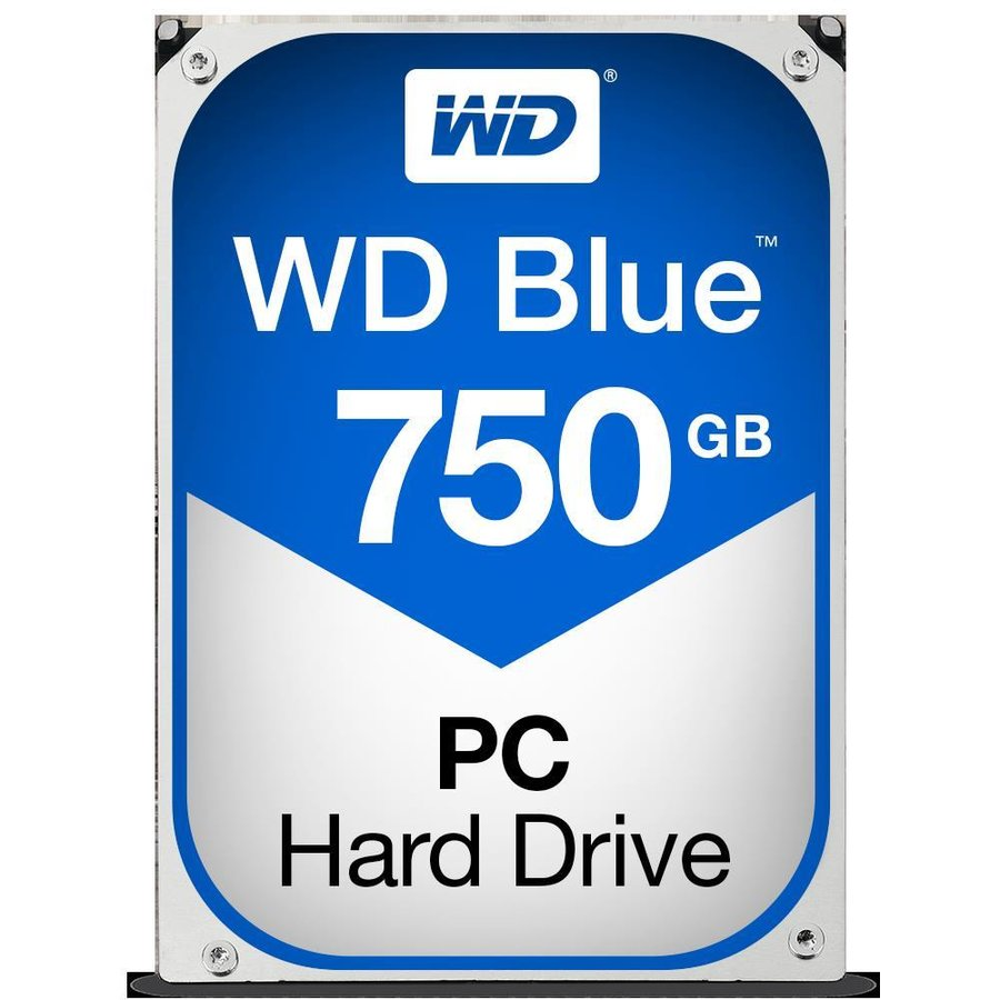 HDD Laptop Blue 750GB 5400RPM SATA3 8MB 2.5 thumbnail
