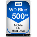 HDD Laptop Western Digital Blue 500GB 5400RPM SATA3 16MB 2.5""
