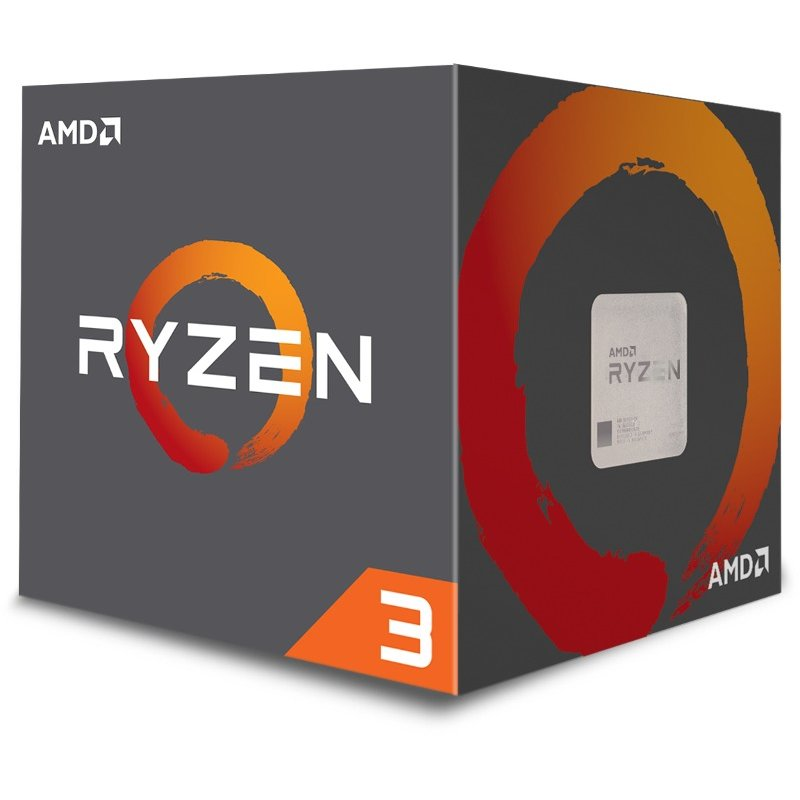 Procesor Ryzen 3 1200 Socket AM4 3.4GHz 4 nuclee 10MB 65W Box